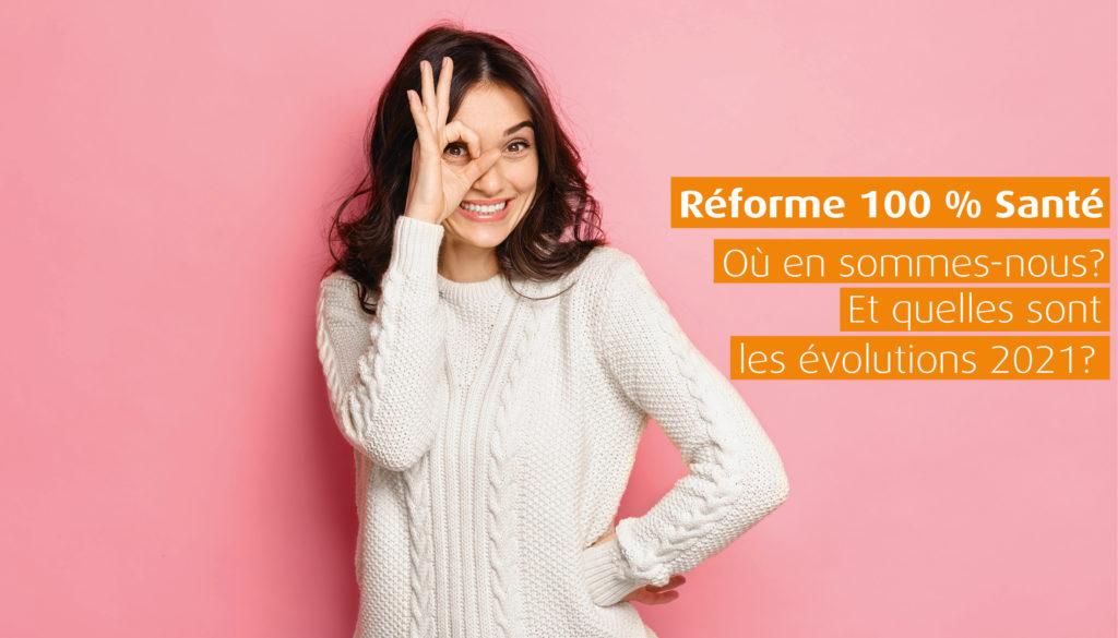 réforme 100% santé